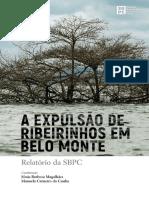 A Expulsão de Ribeirinhos de Belo Monte - Manuela da Cunha e Sônia Magalhães