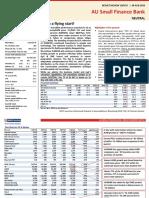 AU Small Finance Bank - 1QFY19 - HDFC Sec-201808090630580075937