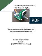 Manual Kit 3 Digitos