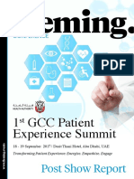 1st GCC Patient Experience Summit