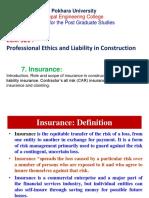 nec 7  Insurance.ppt