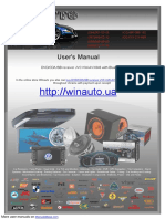 JVC Car Video System KW-AVX846
