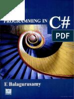 Programming in C#