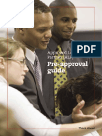 Gold Approved Learning Partner Pre Approval Guide