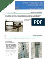 IV-3-1-e Défaut Étanchéité Joints de Chaussée Et Trottoir