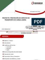 Presentacion Servicio Transporte