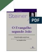 Rudolf Steiner O Evangelho Segundo Joao