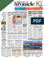 Deccan Chronicle Hyderabad 2019-05-27