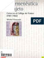 FOUCAULT-La hermenéutica del sujeto [Michel Foucault].pdf