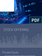 Stock Offering