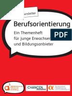 Lehrerinformation_Beruforientierung