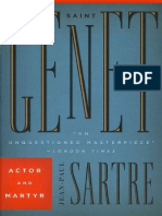 Sartre, Jean-Paul - Saint Genet (NAL, 1971)
