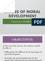 Stages of Moral Development 2