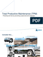 10 Lean Leader Training - Total Productive Maintenance (TPM)