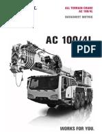 Grúa Terex AC100-4L