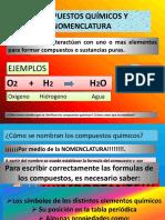 4 Acompuestos Químicos y Nomenclatura