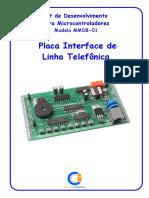 Manual Linha Telefonica