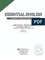 Trm Essential English 8 Unit1 (1)