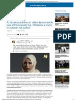 """Al Jazeera Publica Un Video Denunciando Que El Holocausto Fue """"Diferente a Como Lo Cuentan Los Judíos"""""""