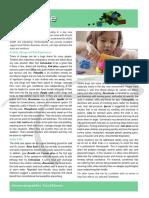 Daycare Fact Sheet