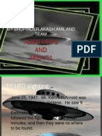 Aliens and Area 51