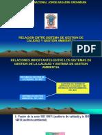 CLASE 4 RELACION ENTRE SISTEMA DE CALIDAD Y S.G.AMBIENTAL.pptx