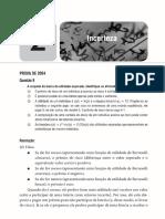 Microeconomia - Questões Anpec - Incerteza(1)