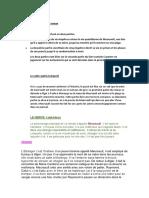 Notes Sur l'Étranger