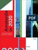 Amsterdam in 2020