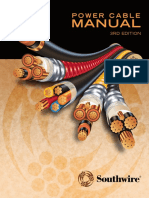 Power Cable Manual - SouthWire - MV Wiring.PDF
