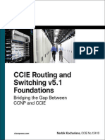 Narbik Kocharians - CCIE Routing and Switching v5.1 Foundations_ Bridging the Gap Between CCNP and CCIE-Cisco Press (2017)