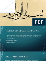 Cloud Computing Slides 4