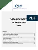 Informe Afac Flota Circulante Cierre2017 VersiónFinal