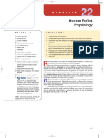 Human Reflex Physiology