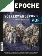 Geo Epoche Nr.76, Die Wolkewanderung