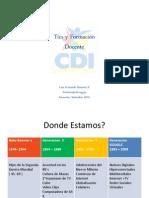 Seminario Tecnologia y Educacion Luis Fernando Ramirez