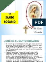 El Rosario Diapositivas