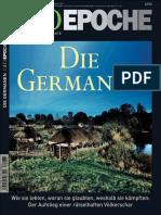 GEO Epoche Nr.34 - Die Germanen