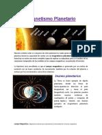 Magnetismo Planetario