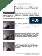 How to - Make a Nylon Snakewhip