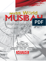 miss world bencana