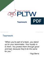 9.3.P Teamwork