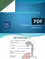 Virus Neumotropicos