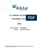 G48088802 - Manual Autoclave Telstar 121225