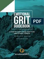 Emotional Grit