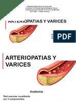 Arteriopatías y Varices