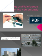 Diabetes and Its Influence Upon the Human Body