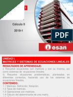 pdf Semana 1 Cálculo II 2019.1 Teoria