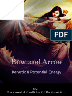 lab report bow and arrows
