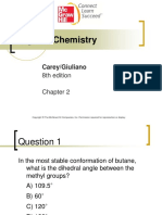 Practice Chapter 2 Hydrocarbon Frameworks - Alkanes